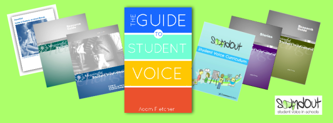 SoundOut book covers