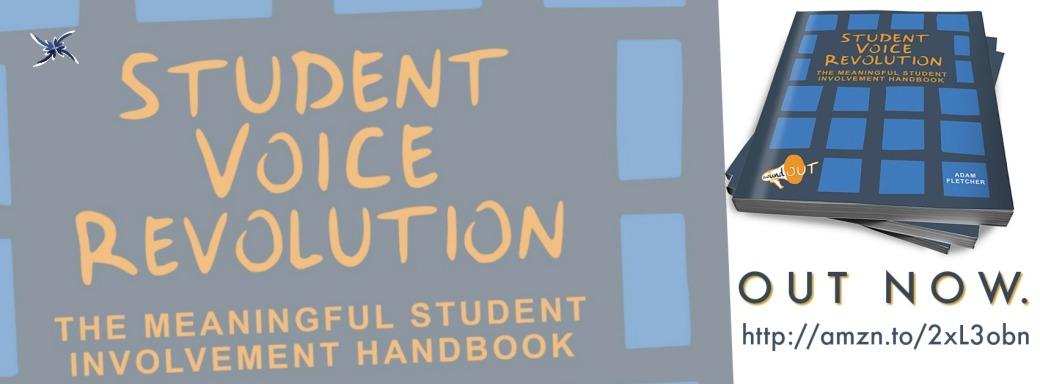 Student Voice Revolution by Adam Fletcher ad 1