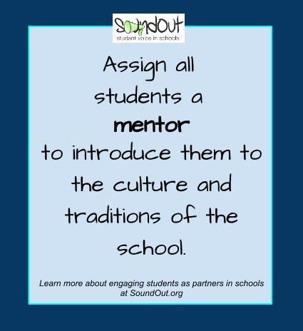 Student/Adult Partnership Activities