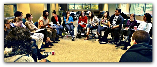 Seattle Youth Engagement Cadre sponsored by SoundOut
