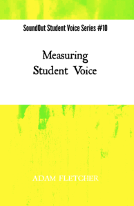 SoundOut Student Voice Series #10 by Adam F.C. Fletcher