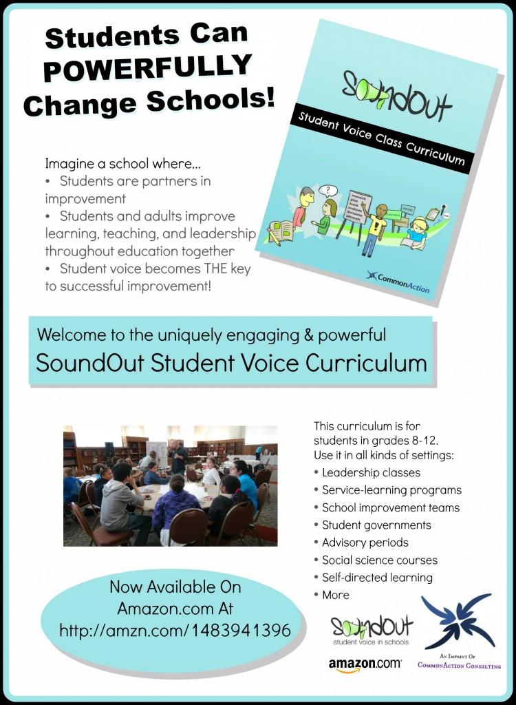 SoundOut Student Voice Curriculum promo