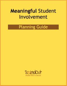 Meaningful Student Involvement Planning Guide
